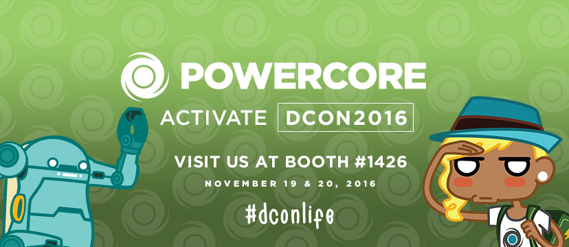 PowerCore will Activate DesignerCon 2016