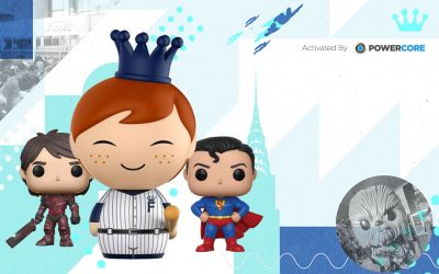 Funko Lucky Draw Game – ACTIVATED @ NYCC 2017
